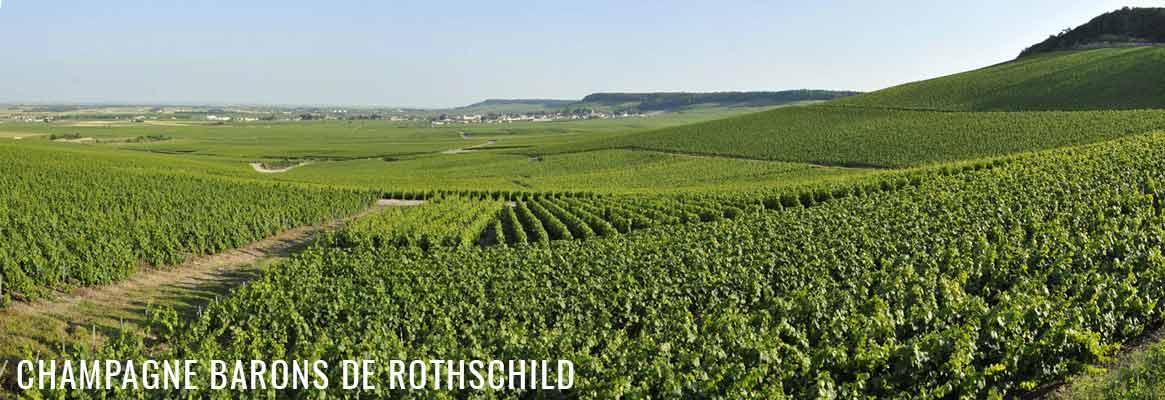 Champagne Barons de Rothschild, champagne Grand Cru