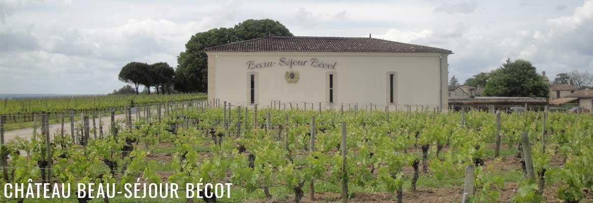 Château Beau-Séjour Bécot, Saint-Emilion 1er Grand Cru Classé