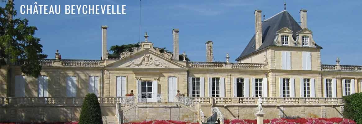 Château Beychevelle, Saint-Julien 4ème Grand Cru Classé