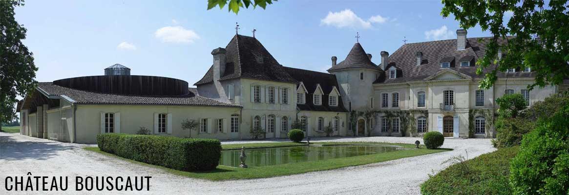 Château Bouscaut, grand cru classé de Graves pour ses vins rouges et ses vins blancs
