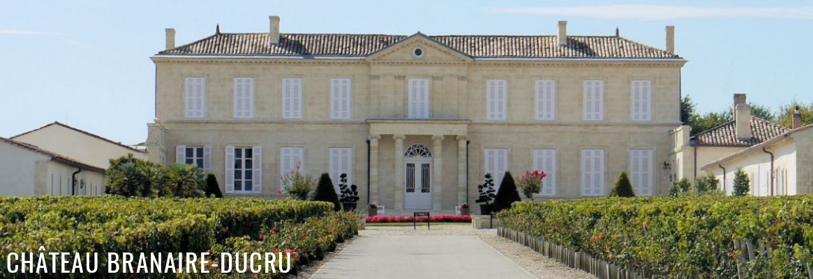 Château Branaire-Ducru 4ème Grand Cru Classé de Pauillac