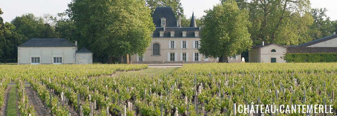 Château Cantemerle, 5ème grand cru classé du Haut-Médoc