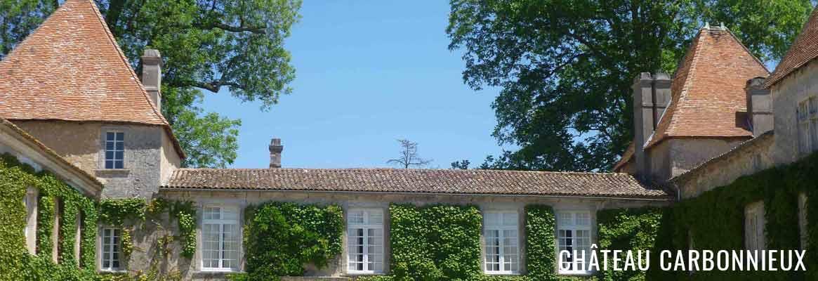 Château Carbonnieux Grand Cru Classé