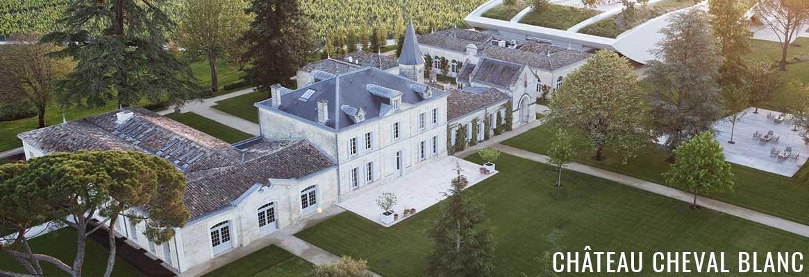 Château Cheval Blanc, 1er grand cru classé A de Saint-Emilion