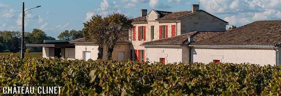 Château Clinet - Grands vins de Pomerol