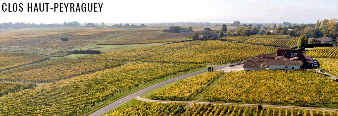 Clos Haut-Peyraguey Sauternes 1er Grand Cru Classé