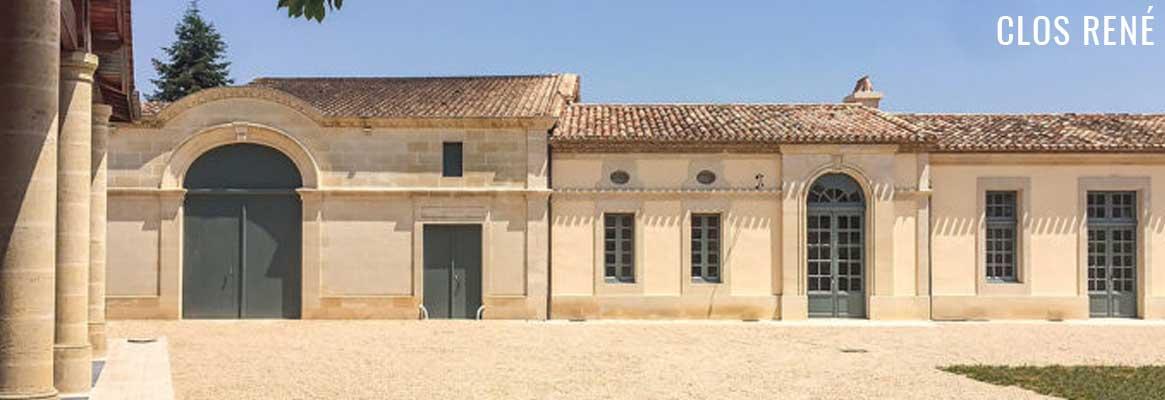 Clos René, grands vins de Pomerol