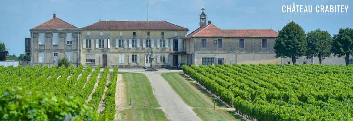 Château Crabitey Grand vin de Graves