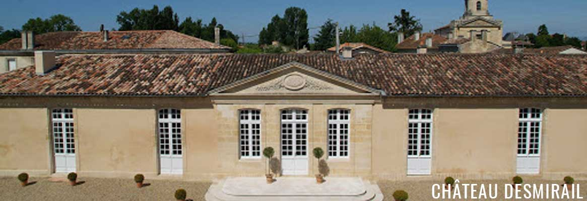 Château Desmirail 3ème grand cru classé de Margaux
