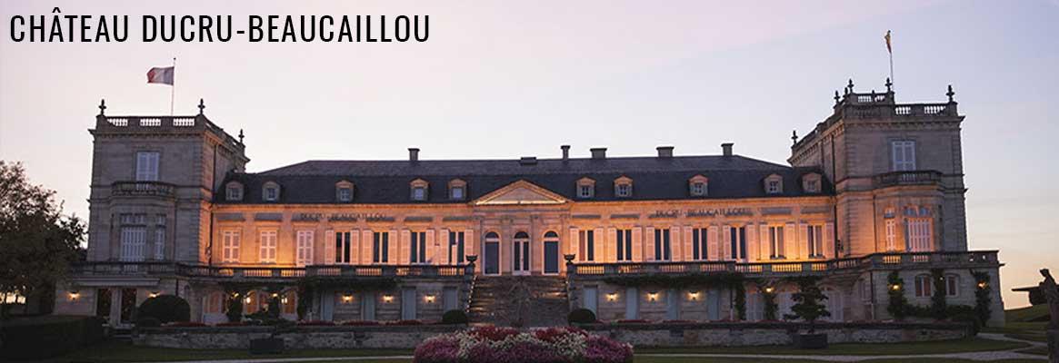 Château Ducru-Beaucaillou, Grand Cru Classé de Saint-Julien