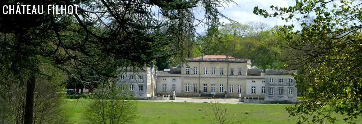 Château Filhot 2ème Cru Classé de Sauternes