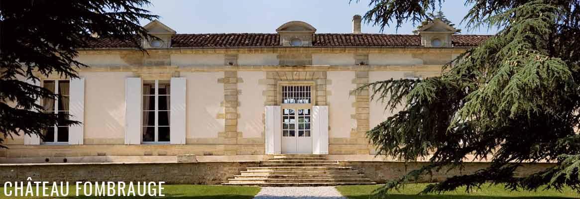 CHÂTEAU FOMBRAUGE | Grands vins de Saint-Emilion Grand Cru Classé