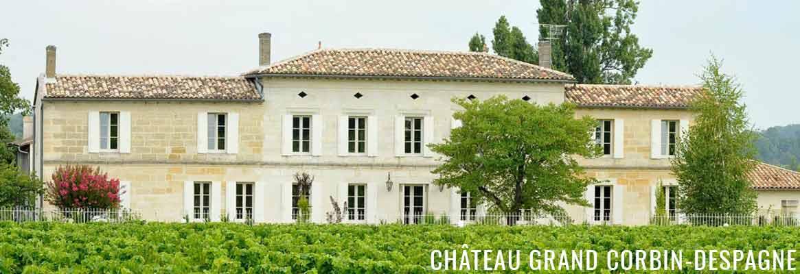 Château Grand Corbin-Despagne Saint-Emilion Grand Cru Classé