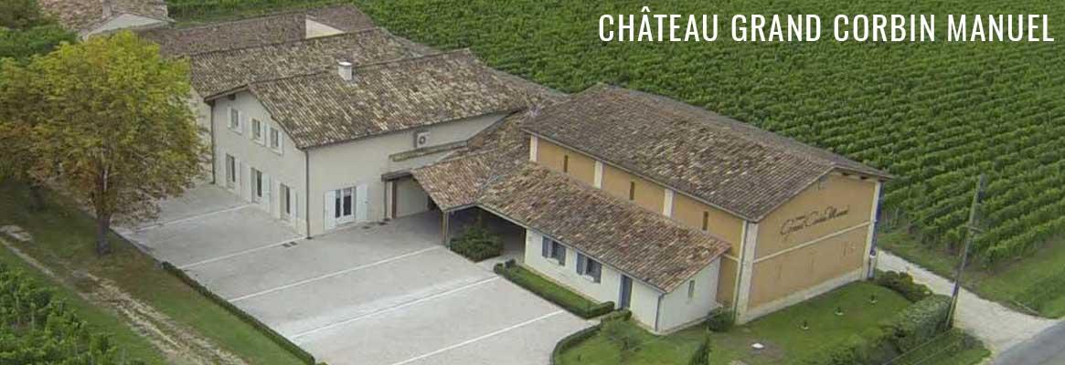 Château Grand Corbin Manuel, Saint-Emilion Grand Cru