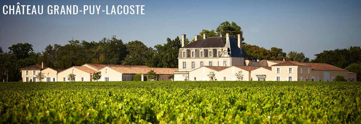 Château Grand-Puy-Lacoste Pauillac 3ème Grand Cru Classé