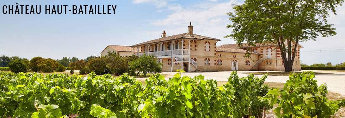 Chateau Haut Batailley Pauillac 5ème Grand Cru Classé