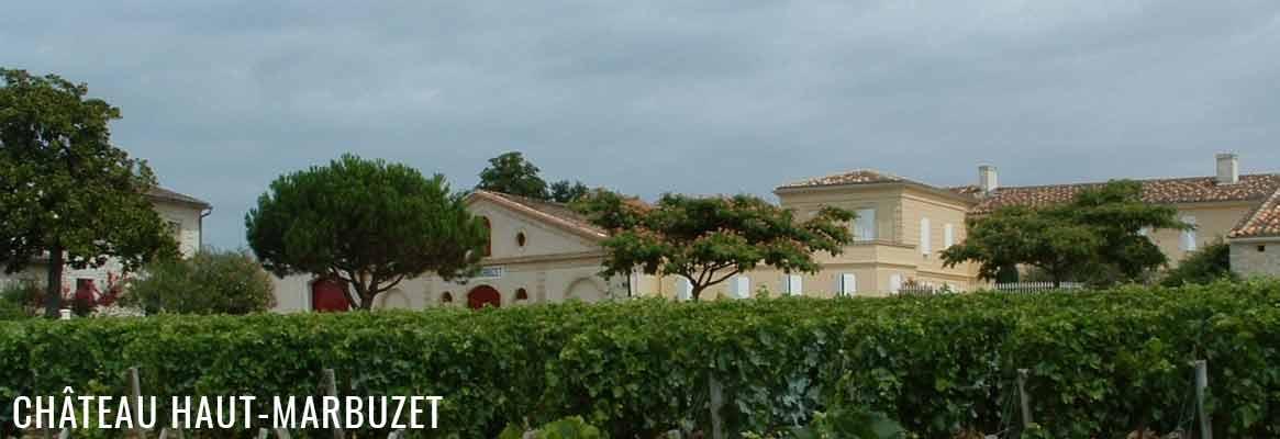 Château Haut-Marbuzet, grands vins de Saint-Estèphe