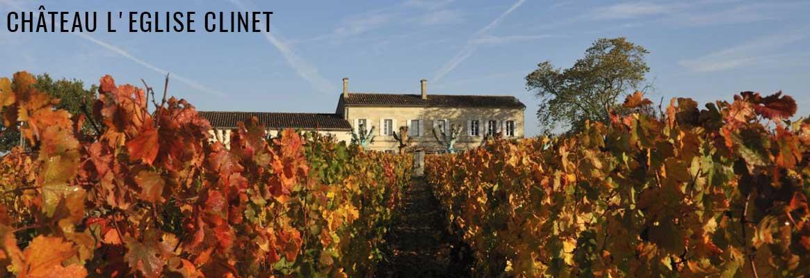 Château L'Eglise-Clinet - Grands vins de Pomerol en vente chez La Bouteille Dorée