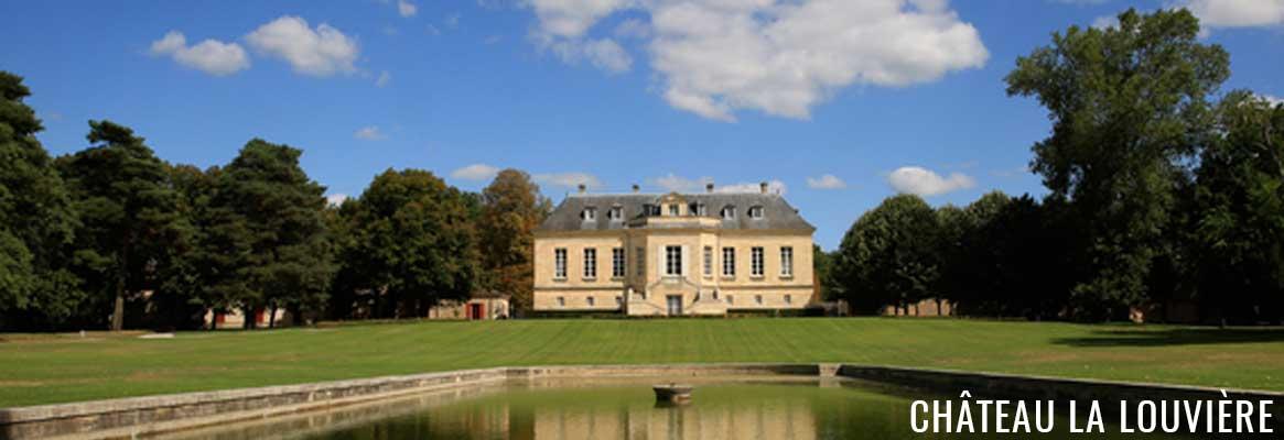 Château La Louvière, grands vins de Pessac-Léognnan