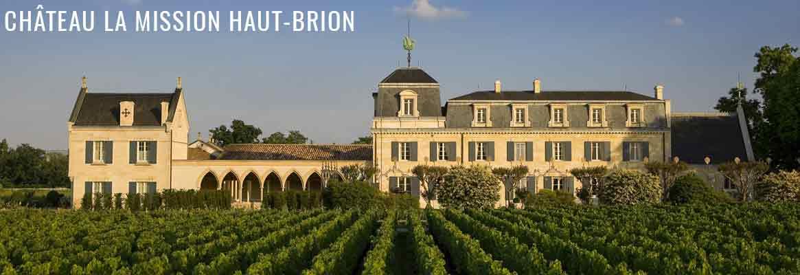 Château la Mission Haut-Brion Grand Cru Classé de Graves