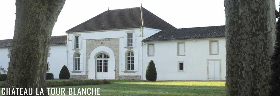 Château La Tour Blanche Sauternes Grand Cru Classé