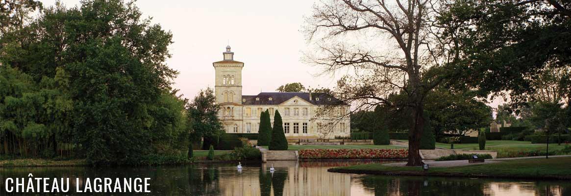 Château Lagrange, grands vins de Saint-Julien, grand cru classé
