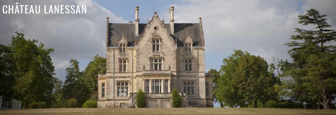 Château Lanessan, grands vins du Haut-Médoc