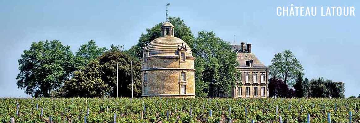 Château Latour, Les Forts de Latour, 1er grand cru classé de Pauillac
