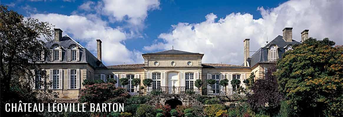 Château Léoville Barton Grand Cru Classé de Saint-Julien