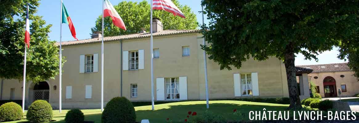 Château Lynch Bages 5ème Grand Cru Classé de Pauillac