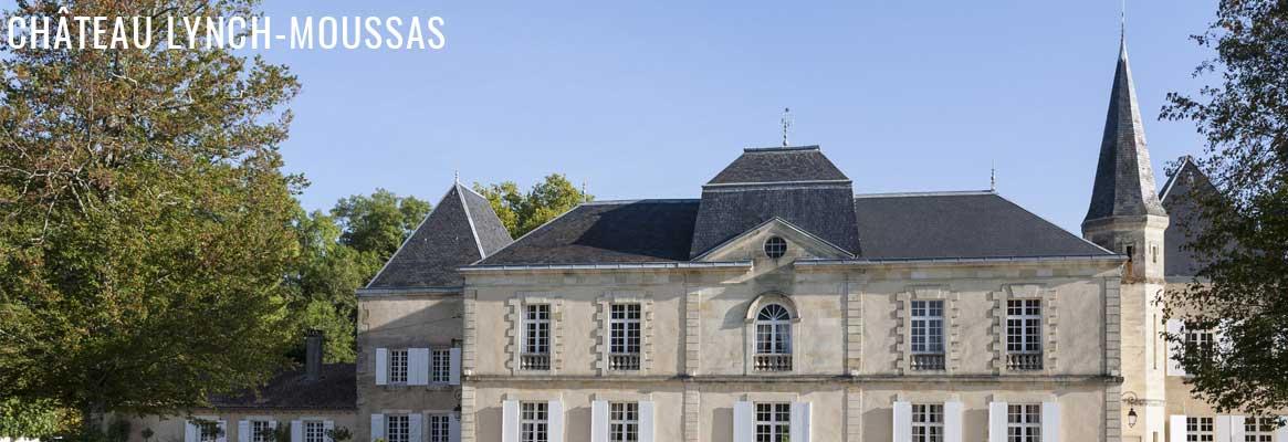 Château Lynch-Moussas, grand cru classé de Pauillac