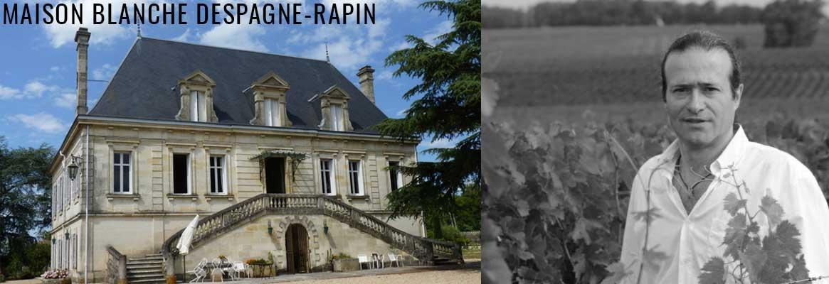 Maison Blanche, vins de Saint-Emilion BIO et en biodynamie