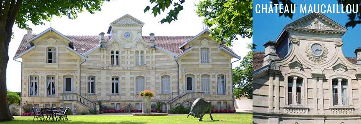 Château Maucaillou, grands vins rouges de Moulis-en-Médoc