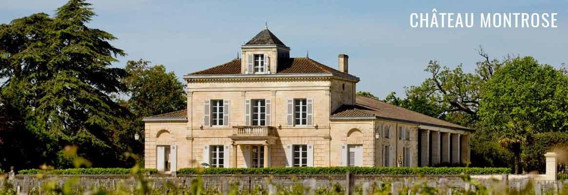 Château Montrose 2ème grand cru classé de Saint-Estèphe