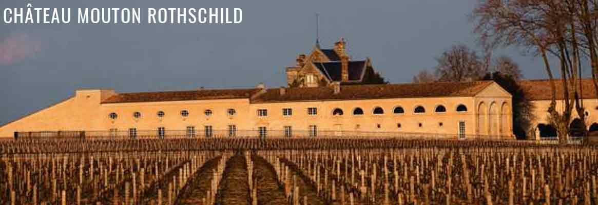 Château Mouton-Rothschild Pauillac 1er Grand Cru Classé