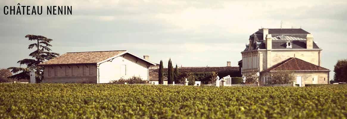Château Nenin, grands vins de Pomerol