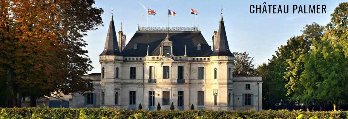 Château Palmer 3ème grand cru classé de Margaux
