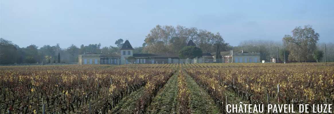 Château Paveil de Luze, grands vins de Margaux