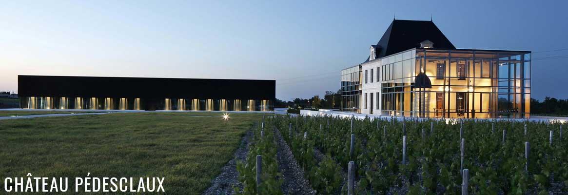 Château Pédesclaux, grands vins de Pauillac 5ème grand cru classé