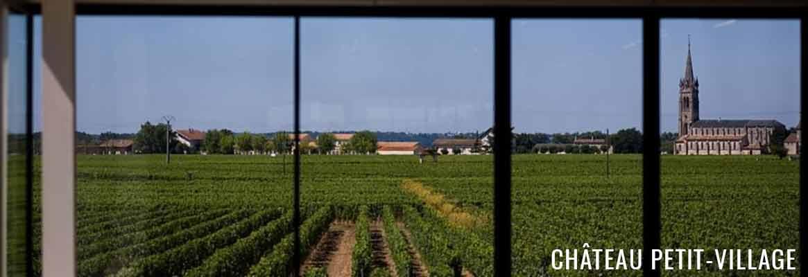 Château Petit-Village, grands vins de Pomerol