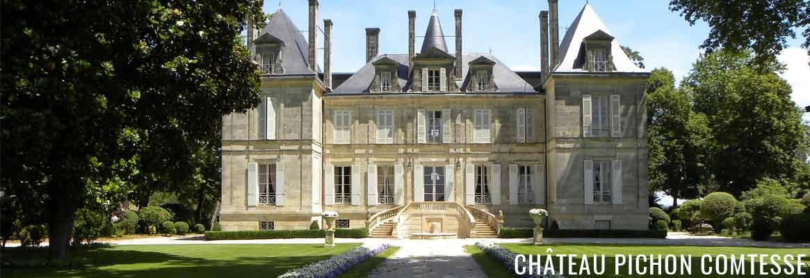 Château Pichon Comtesse Grand Cru Classé de Pauillac