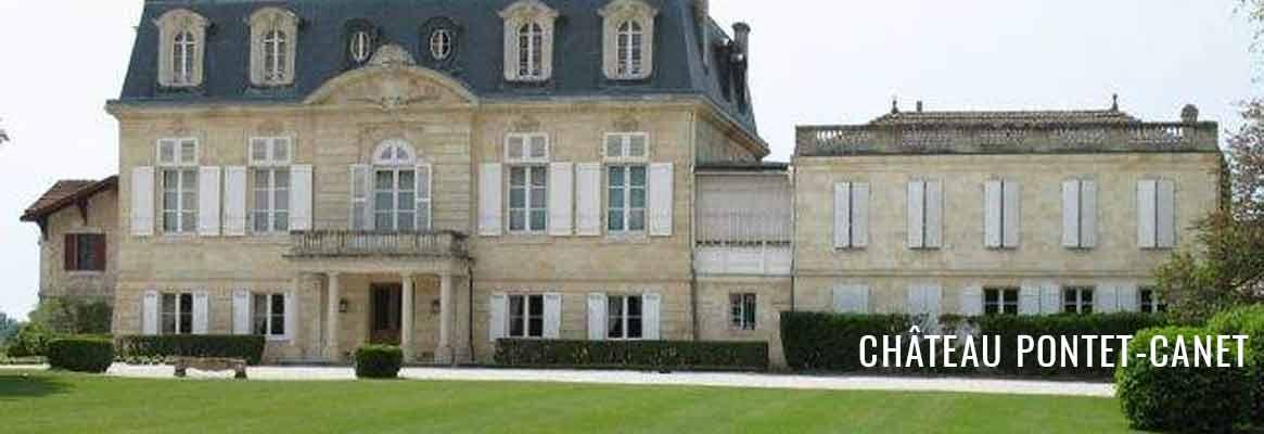Château Pontet-Canet, grand cru classé de Pauillac