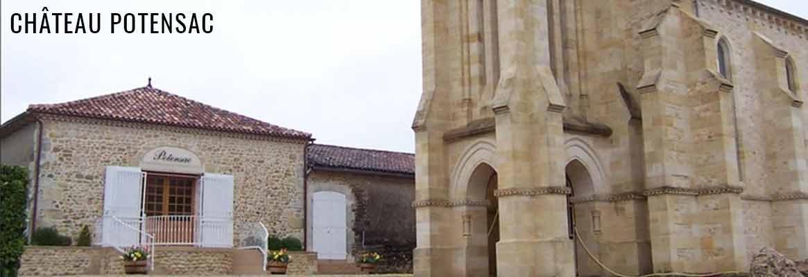Château Potensac, cru bourgeois exceptionnel du Médoc