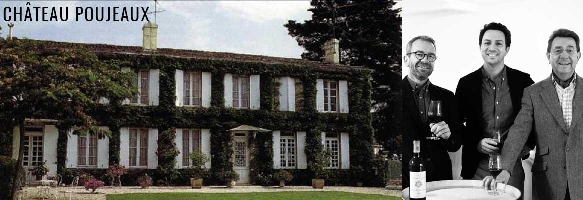 Château Poujeaux, grands vins rouges de Moulis-en-Médoc