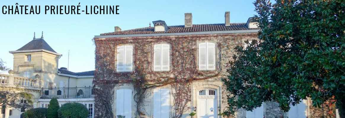 Château Prieuré-Lichine Margaux 4ème grand cru classé