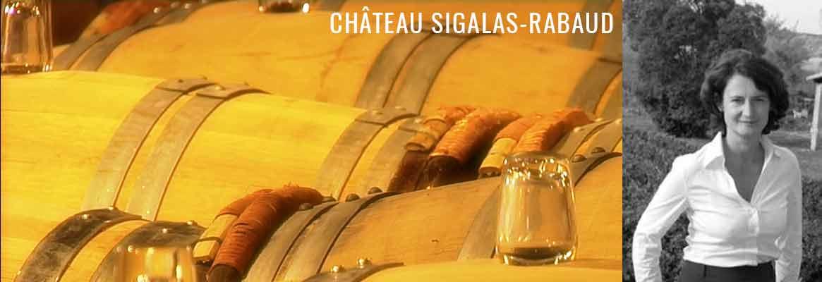 Château Sigalas-Rabaud Sauternes 1er Grand Cru Classé