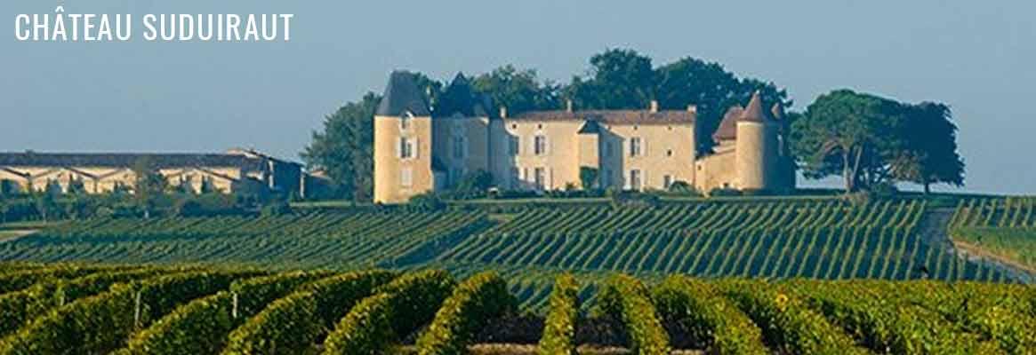 Chateau Suduiraut Sauternes 1er Grand Cru Classé