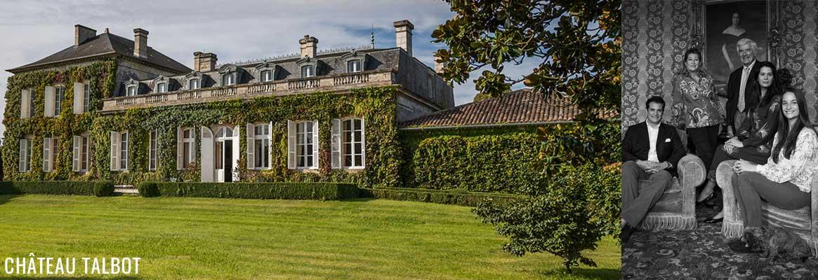 Château Talbot, Grand Cru Classé de Saint-Julien