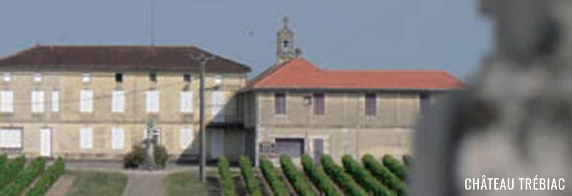 Château Trébiac AOC Graves