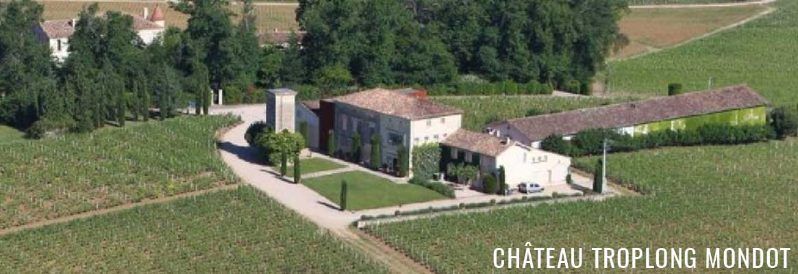Château Troplong Mondot 1er Grand Cru Classé B
